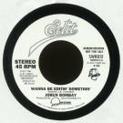 Jorun Bombay - Wanna Be Editin' Somethin - Soundweight Records - SWR012