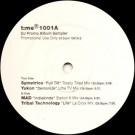 Various - DJ Promo Album Sampler - t:me - 1001A