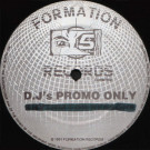 Rhythm For Reasons - The Psycho E.P. (Remixes) - Formation Records - DJSS 2