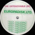 The Untouchables - The Untouchable (EP) - Strictly Rhythm - SR 1249