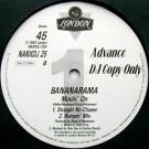 Bananarama - Movin' On - London Records - NANXDJ 25