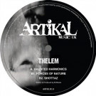 Thelem - Haunted Harmonics - Artikal Music UK - ARTKL013
