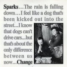 Sparks - Change - London Records - LONX 69