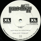 The Prodigy - Fire / Jericho - XL Recordings - XLT 30