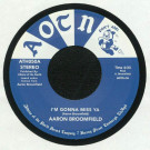 Aaron Broomfield / Broomfield Corporate Jam - I'm Gonna Miss Ya / Does Anybody Really Know - Athens Of The North - ATH050