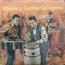 Cortijo Y Kako Y Sus Tambores - Ritmos Y Cantos Callejeros - Ansonia - SALP 1477, Ansonia - ALP 1477
