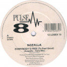 Rozalla - Everybody's Free (To Feel Good) - Pulse-8 Records - 12 LOSEX 13
