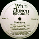 Massive Attack - Unfinished Sympathy - Wild Bunch Records - WBRT 2