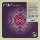 Felt - Ignite The Seven Cannons - Cherry Red - FLX183