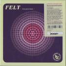 Felt - The Seventeenth Century - Cherry Red - FLX184