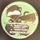 Transformer Man - Insecticide - Selecta Breaks Records - SBR 008