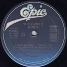 The Cover Girls - Don't Stop Now / Funk Boutique - Epic - 49 73650