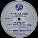 The Aloof Featuring Zoey Coleman - Scooter / The World As One - Cowboy Records - RODEO 1