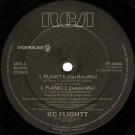 KC Flightt - Planet E - RCA - PT 49404, Popular Records - PT 49404