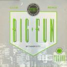 Inner City - Big Fun (Club Remix) - 10 Records - TENR 240
