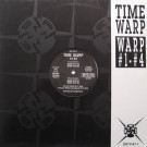 Time Warp - Warp #1 - #4 - ESP Records - ESP 9141-1
