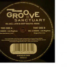 E-Smoove - Groove Sanctuary - Fuego Records - FUEGO12 003