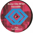 Motor City Drum Ensemble - Raw Cuts # 1 / Raw Cuts # 2 - MCDE - MCDE 1201