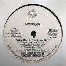 Mysticque' - Why Won't You Love Me? - Future Sound R & R Records - FSR 1017