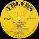 Orange Lemon - The Texican / Dreams Of Santa Anna - Idlers - WAR-018