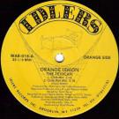 Orange Lemon - The Texican / Dreams Of Santa Anna - Idlers - WAR-018