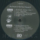 Various - My House Is Not Your House III - Acido Records - acido 027