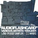 Various - Audioflashcard - Gold Standard Laboratories - GSLCDX-2
