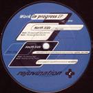 Rejuvination - Work In Progress EP - Soma Quality Recordings - SOMA-4