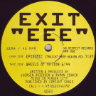 Exit EEE - Epidemic - No Respect Records - NRR 018