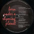 Born Under A Rhyming Planet - Digital:Hell / Analog:Heaven - Plus 8 Records - PLUS8030