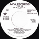 52nd Street - Tell Me (How It Feels) - MCA Records - MCA-52805