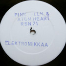 Pink Elln & Atom Heart - Elektroniikkaa 1&2 / Electronique - Rising High Records - RSN 71