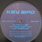 Kev Bird - This Is A Trip - Sound Entity Records - SENT1218