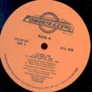 Pick-4 - R Yeah - Powertraxx Records - PTX-EP-001
