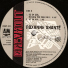 Roxanne Shanté - Go On Girl - Breakout - USAF 633