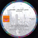 Mr. Fingers - Inner / Outer Acid (Remixes) - Alleviated Records - ML2237-3
