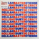 Baxter Dury, Etienne de Crécy & Delilah Holliday - BED - [PIAS] Le Label - PIASLL116LP, Heavenly Recordings - 962.H029.010