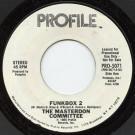 The Masterdon Committee - Funkbox 2 - Profile Records - PRO-5071