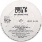 Neutron 9000 - Sentinel (The Steve Proctor Mixes) - Profile Records - PROFT 309-DJ