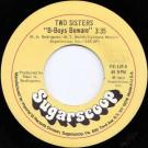 Two Sisters - B-Boys Beware / Destiny - Sugarscoop - YE-129