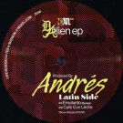 Andrés - D.ATLien EP - NDATL Muzik - NDATL 021