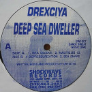 Drexciya - Deep Sea Dweller - Shockwave Records - SW1007