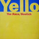 Yello - The Race / Bostich - Mercury - MERX 382, Mercury - 864 635-1