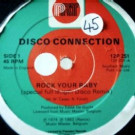 Disco Connection - Rock Your Baby - PRT Records - 12P 269