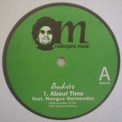 Andrés - About Time - Mahogani Music - M.M-23