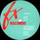 Nitrous - Asteroids - FX Records - FX-01