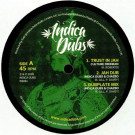 Culture Freeman - Trust In Jah - Indica Dubs - ISS061