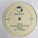 Coco Bryce / DJ Y? - Knock Out - Faces Of Bass - BFF 01