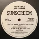 Sunscreem - Love U More - Sony Soho Square - XPR 1750