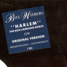 Bill Withers - Harlem - CBS - XPR 1504